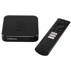 Smart Box Android TV Intelbras Izy Play