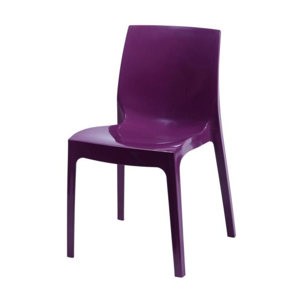 Cadeira Tramontina Alice Açaí