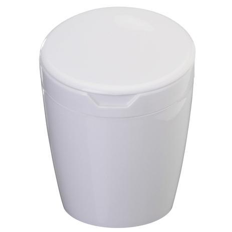 Lixeira Astra Tampa Basculhante 2,7L Branco