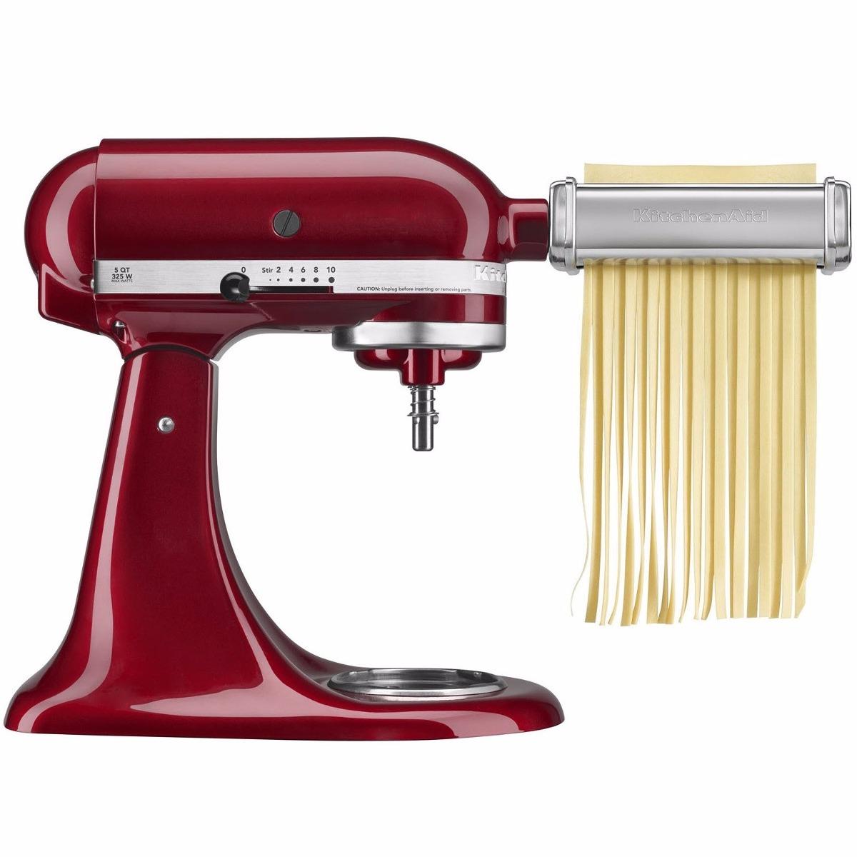 Acessório Set Pasta Roller Kitchenaid para Batedeira