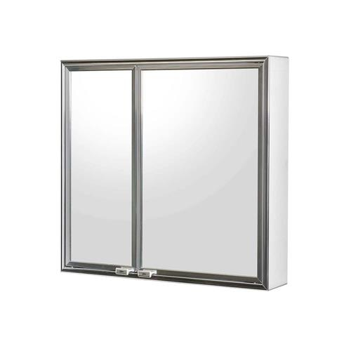 Armário Cris-Metal Branco 52×48,5