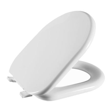 Assento Astra Almofadado Carrara Branco