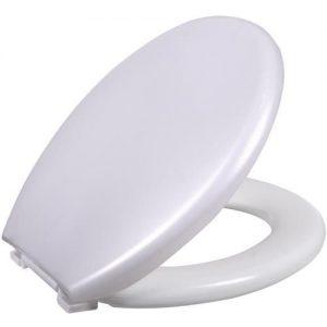 Assento Astra Almofadado Convencional Branco
