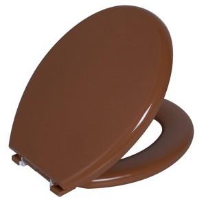 Assento Astra Almofadado Convencional Caramelo Escuro