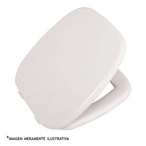 Assento Astra Almofadado Fit/Versato Branco