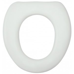 Assento Astra Infantil Fofinho Branco