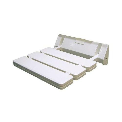 Assento Astra Retrátil 130kg Branco