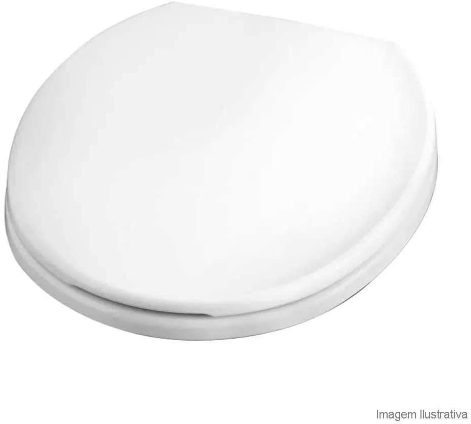 Assento Incepa Soft Close PP Universal Branco