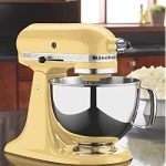Batedeira Kitchenaid Stand Mixer Majestic Yellow (Amarela)