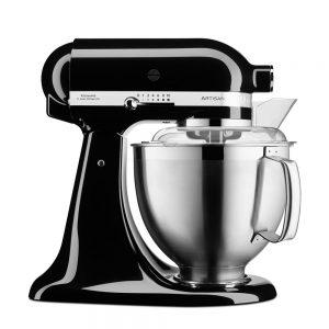 Batedeira Kitchenaid Stand Mixer Onyx Black (Preta)