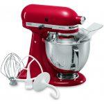 Batedeira Kitchenaid Stand Mixer Red (Vermelha)