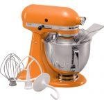 Batedeira Kitchenaid Stand Mixer Tangerine (Laranja)