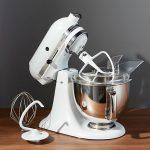 Batedeira Kitchenaid Stand Mixer White (Branca)