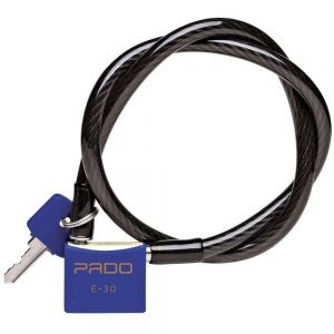 Cadeado Pado Bicicleta LT-30/1200 Azul