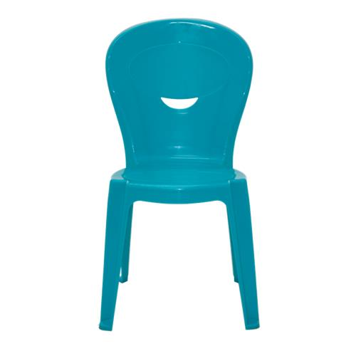 Cadeira Plástica Tramontina Infantil Vice Azul