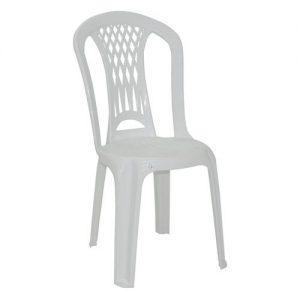 Cadeira Plástica Tramontina sem Braço Laguna Economy BR