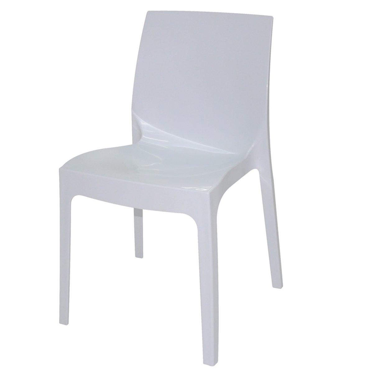 Cadeira Tramontina Alice Branca