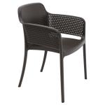 Cadeira Tramontina Gabriela Marrom