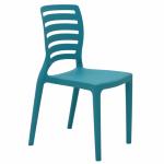 Cadeira Tramontina Infantil Sofia Azul