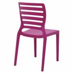 Cadeira Tramontina Infantil Sofia Rosa