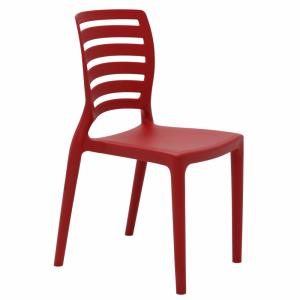 Cadeira Tramontina Infantil Sofia Vermelha