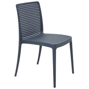 Cadeira Tramontina Isabelle Azul Navy