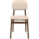 Cadeira Tramontina London com Estofado Bege