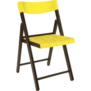 Cadeira Tramontina Potenza Tab/Amarelo