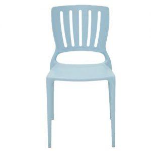 Cadeira Tramontina Sofia Vertical Azul Claro