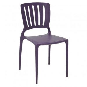 Cadeira Tramontina Sofia Vertical Lilas