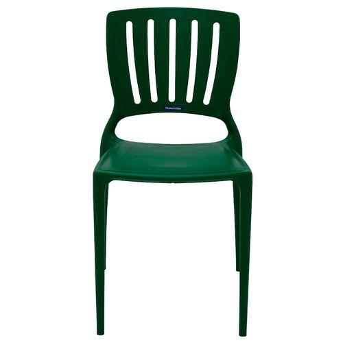 Cadeira Tramontina Sofia Vertical Verde