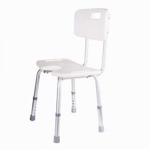 Cadeira para Banho Modelo 1 Capacidade 150kg