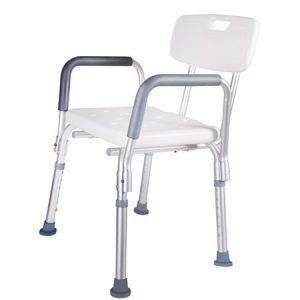 Cadeira para Banho Modelo 2 Capacidade 150kg