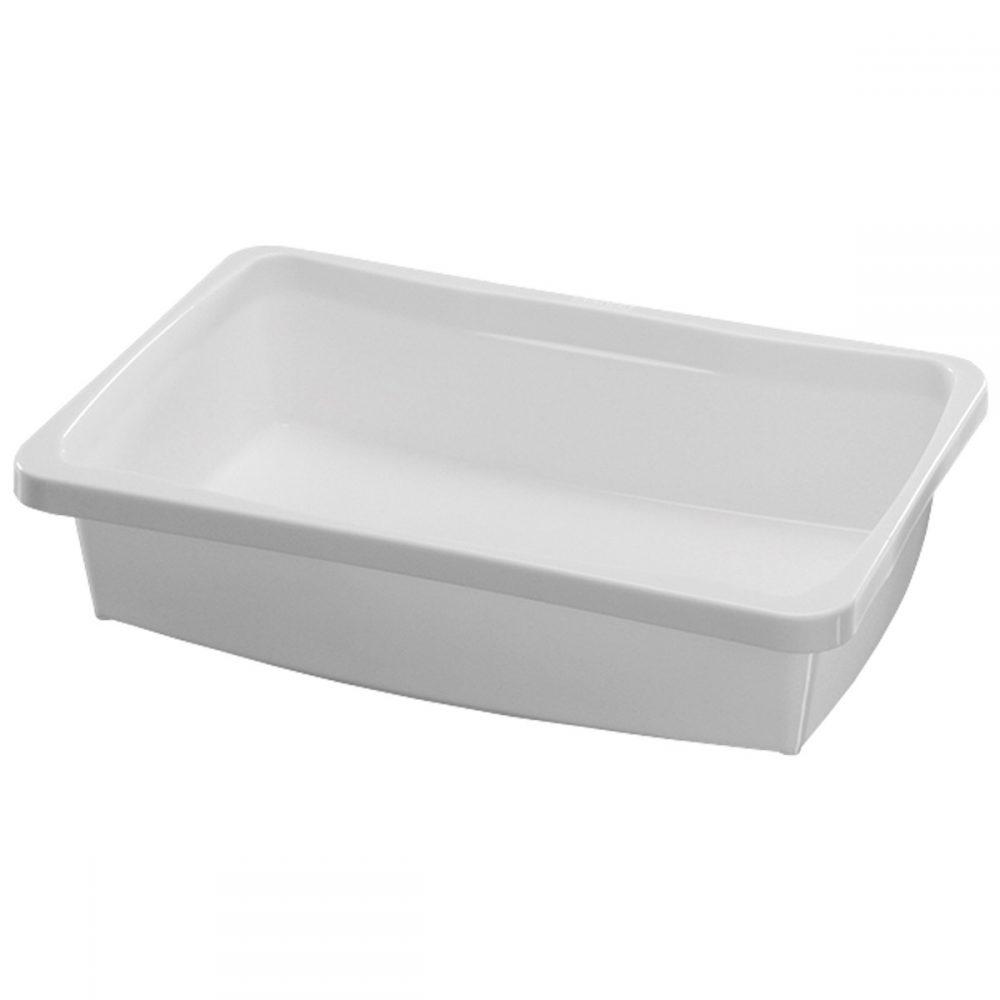Caixa Plástica Astra 5L Branca