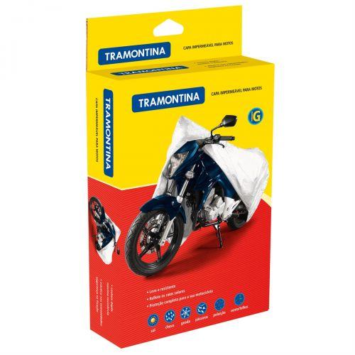 Capa Impermeável para Moto Tam. G Tramontina