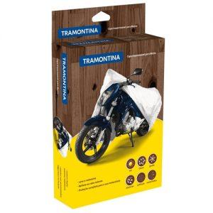 Capa Impermeável para Moto Tam. P Tramontina