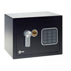 Cofre Eletrônico Yale Mini Black (05571001-7)
