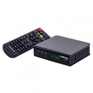 Conversor Digital de TV com Gravador Intelbras CD 730
