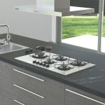 Cooktop Tramontina Penta Side Plus Br 5Q Gás