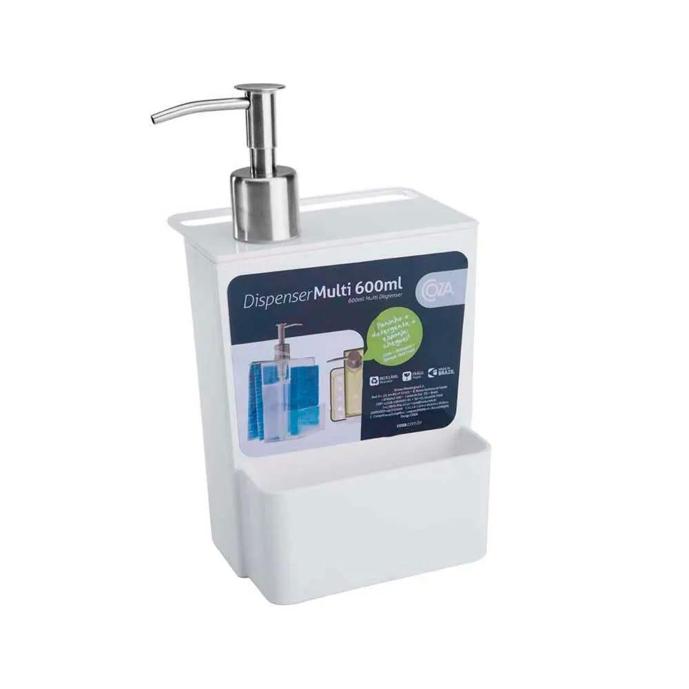 Dispenser Coza Multi 600ml Branco