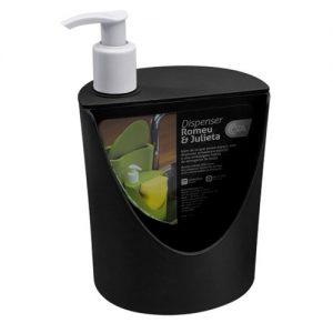Dispenser Coza R&J 600ml Preto
