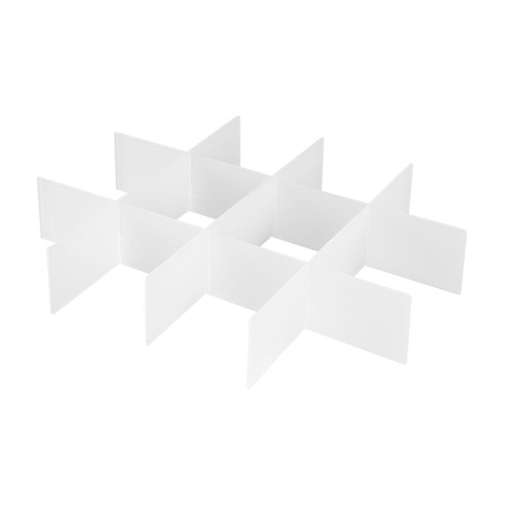 Divisória Coza Fit Transparente 12 Espaços