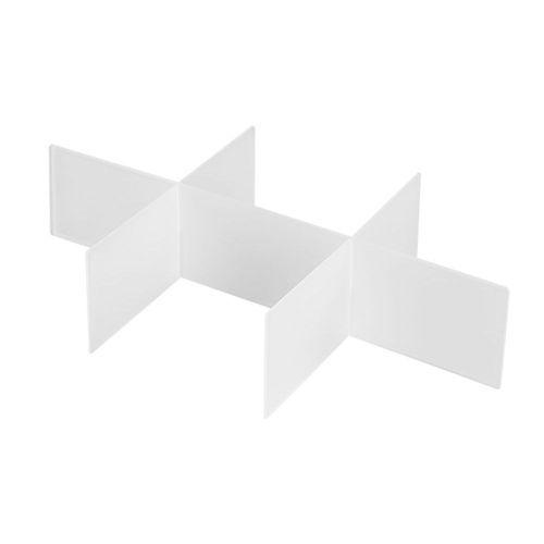 Divisória Coza Fit Transparente 6 Espaços