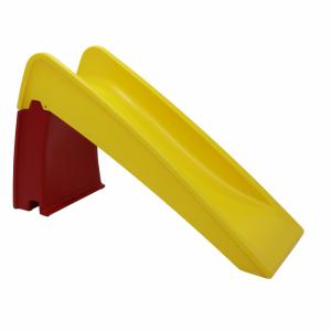 Escorregador Plástico Tramontina Infantil Zip Amarelo/Vermelho
