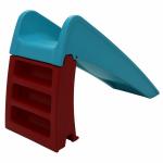 Escorregador Plástico Tramontina Infantil Zip Azul/Vermelho