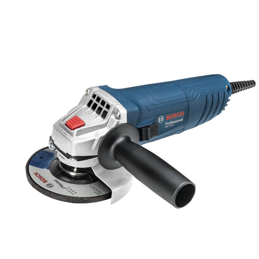 Esmerilhadeira Angular Bosch 4.1/2″ GWS 850 M14 127V