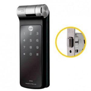 Fechadura Biométrica Embutir Ydf 40 Rl (05442039-0)