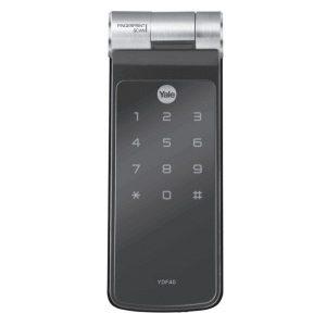 Fechadura Biométrica Yale Embutir Ydf 40 (05423001-2)