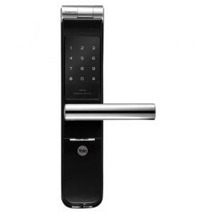 Fechadura Biométrica Yale Embutir Ymf40 (05421001-1)