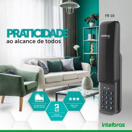 Fechadura Digital Intelbras FR 10